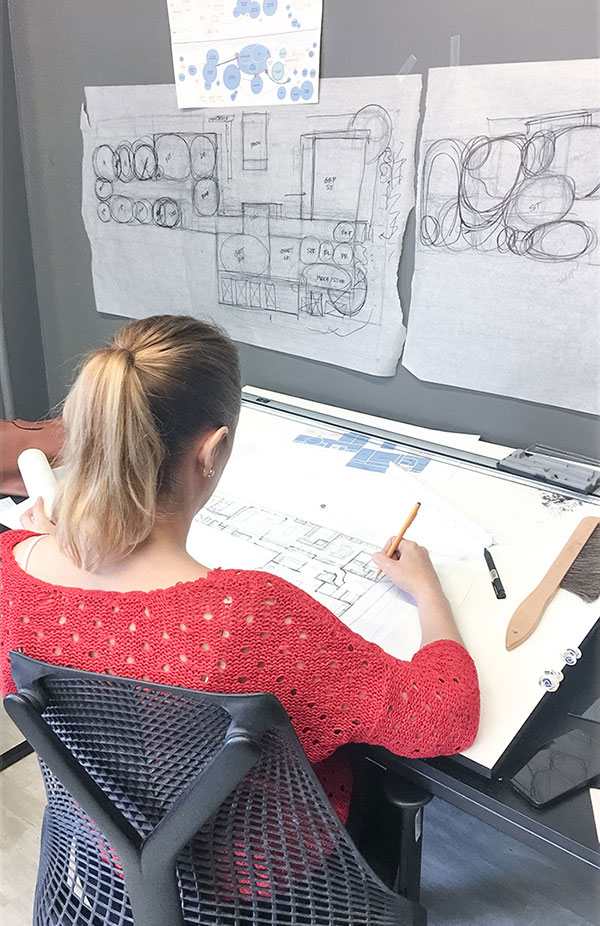 Vivian Mulder Concept Blocking Kelly Mericle Design