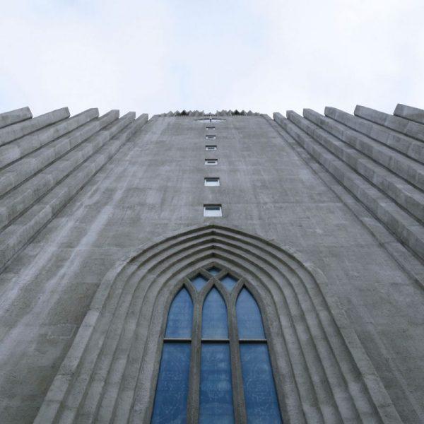 Photo of Church in Iceland Named Hallgrimskirkja